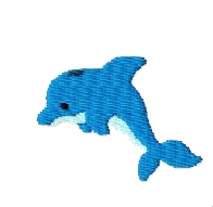 Delfin links