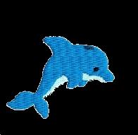 Delfin rechts