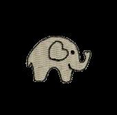 Elefant klein rechts