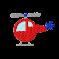Hubschrauber links
