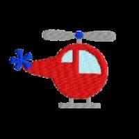 Hubschrauber rechts
