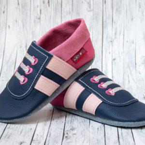 krabbelschuhe-sneaker-blau-pink