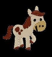 Pferd rechts