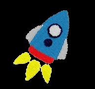 Rakete rechts