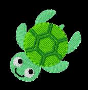 Schildkröte links