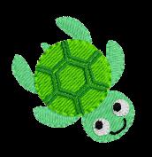 Schildkröte rechts