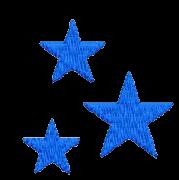 Sterne 3er