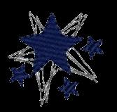 Sternkritzel rechts