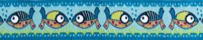 Webband Fische