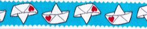 Webband Papierboote