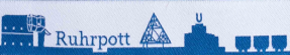 Webband Ruhrpott blau