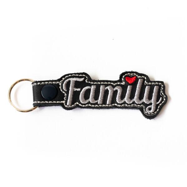 Schlüsselanhänger Family