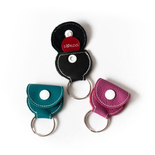 Schlüsselanhänger Einkaufswagenchiptäschchen